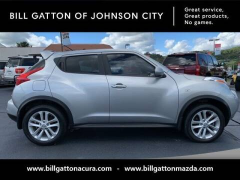 2011 Nissan JUKE for sale at Bill Gatton Used Cars - BILL GATTON ACURA MAZDA in Johnson City TN