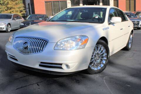 2008 Buick Lucerne for sale at Atlanta Unique Auto Sales in Norcross GA