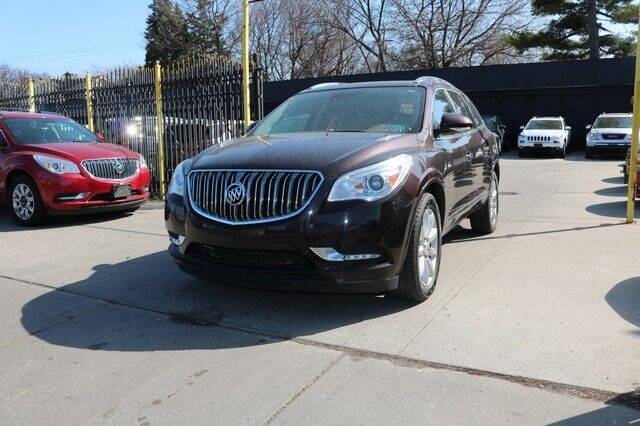 2015 Buick Enclave for sale at F & M AUTO SALES in Detroit MI