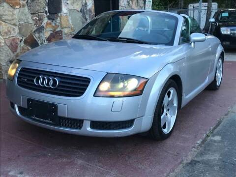 2001 Audi TT for sale at Atlanta Prestige Motors in Decatur GA