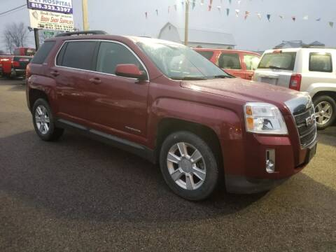 2010 GMC Terrain for sale at North Chicago Car Sales Inc in Waukegan IL