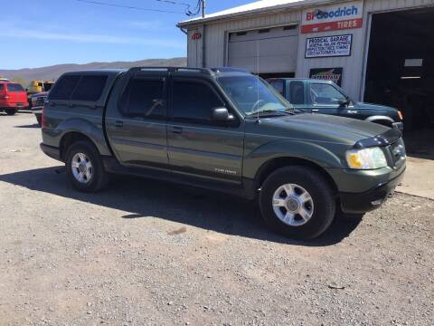 2002 Ford Explorer Sport Trac for sale at Troys Auto Sales in Dornsife PA