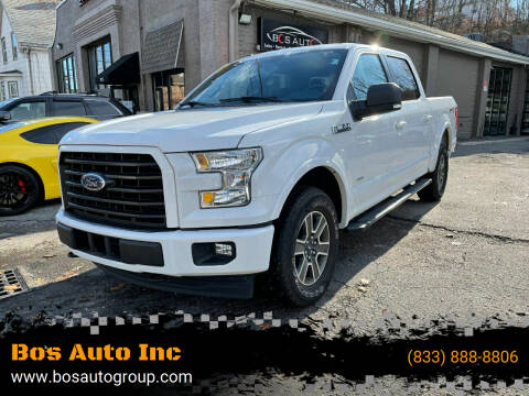2017 Ford F-150 for sale at Bos Auto Inc in Quincy MA
