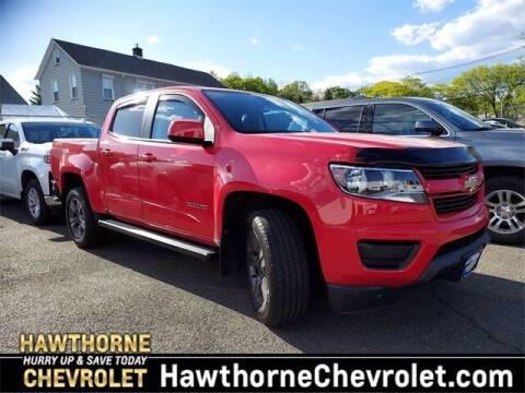 2018 Chevrolet Colorado for sale at Hawthorne Chevrolet in Hawthorne NJ