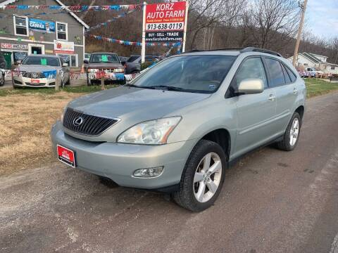2004 Lexus RX 330 for sale at Korz Auto Farm in Kansas City KS