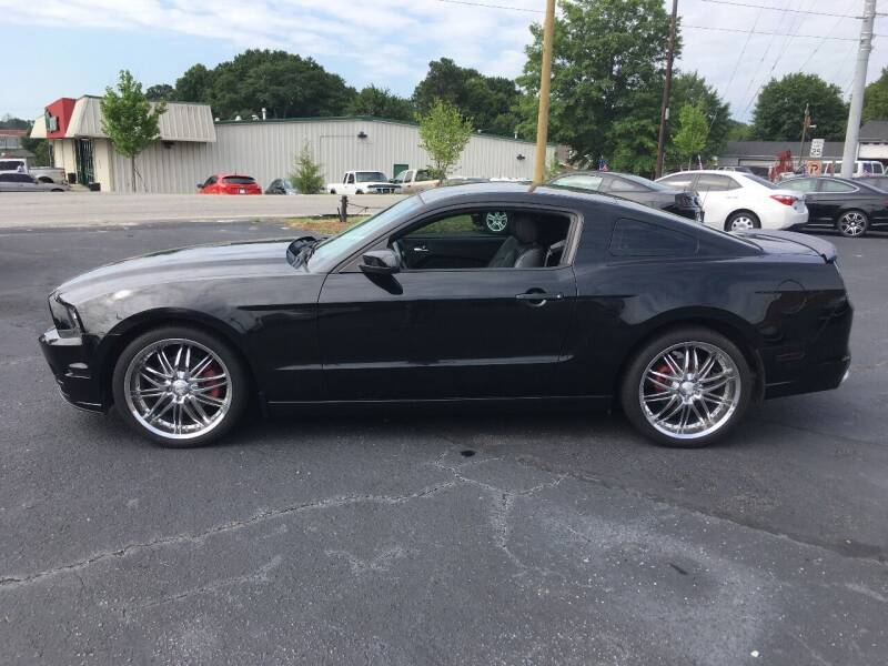 2014 Ford Mustang for sale at R3A USA Motors in Lawrenceville GA