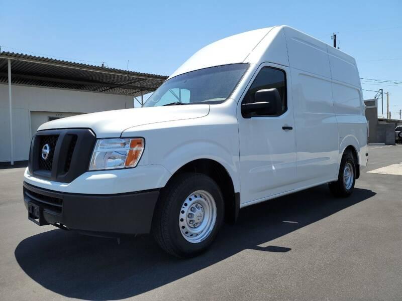2018 Nissan NV Cargo for sale at AZ Work Trucks And Vans in Mesa AZ
