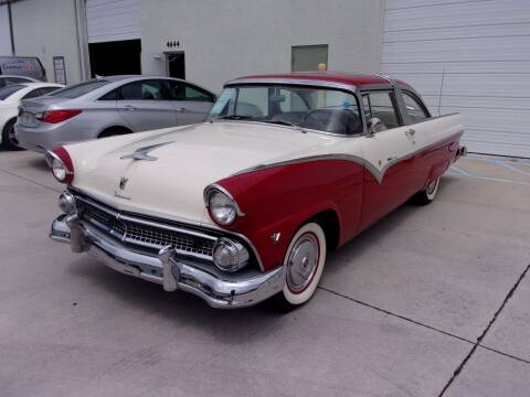 1955 Ford Crown Victoria for sale at Pirate Motorcars Of Treasure Coast, LLC in Stuart FL