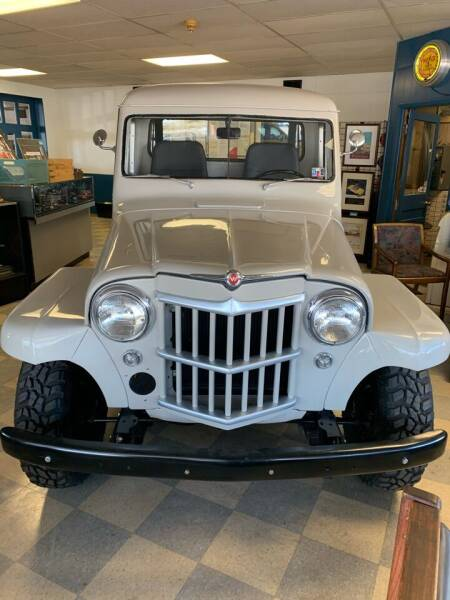 1960 Willys Jeep for sale at Berk Motor Co in Whitehall PA
