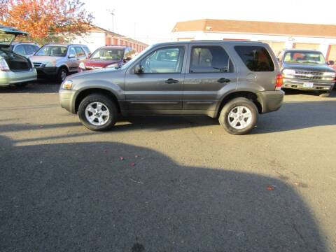 2006 Ford Escape for sale at ARISTA CAR COMPANY LLC in Portland OR