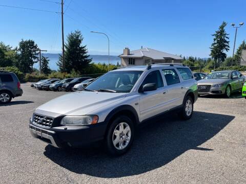 2006 Volvo XC70 for sale at KARMA AUTO SALES in Federal Way WA