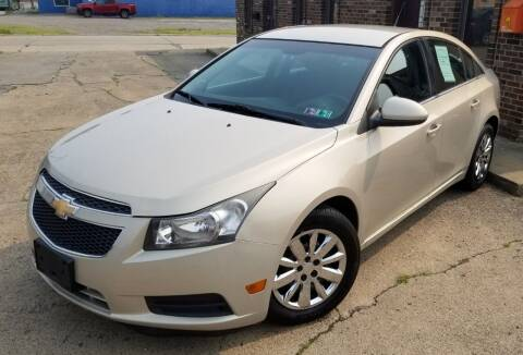 2011 Chevrolet Cruze for sale at SUPERIOR MOTORSPORT INC. in New Castle PA