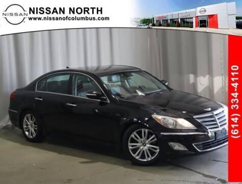 2013 Hyundai Genesis for sale at Auto Center of Columbus in Columbus OH