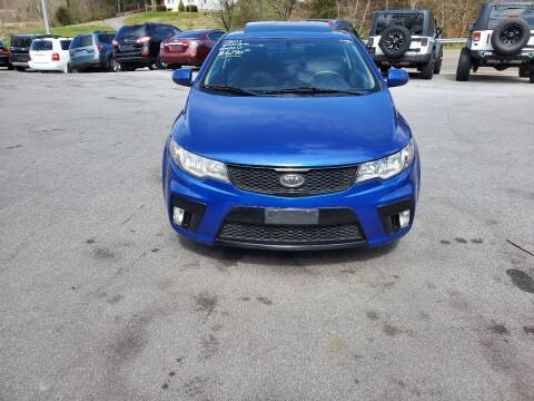 2011 Kia Forte Koup for sale at DISCOUNT AUTO SALES in Johnson City TN
