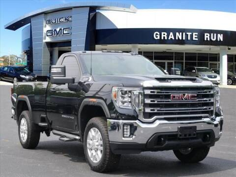 2021 GMC Sierra 2500HD for sale at GRANITE RUN PRE OWNED CAR AND TRUCK OUTLET in Media PA