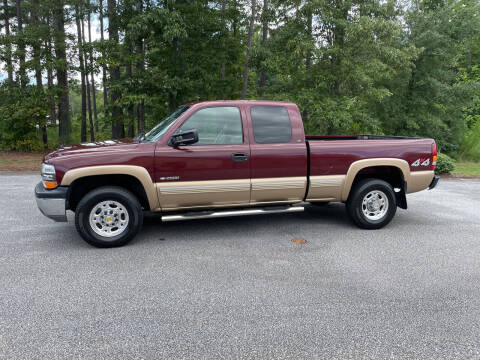 1999 Chevrolet Silverado 2500 for sale at Leroy Maybry Used Cars in Landrum SC