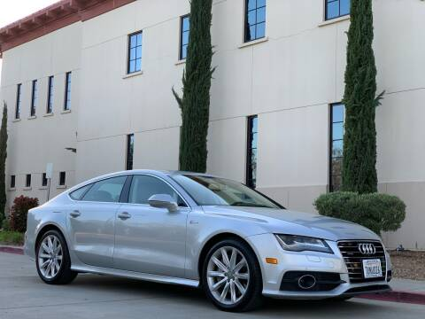 2014 Audi A7 for sale at Auto King in Roseville CA