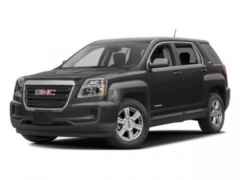 2016 GMC Terrain for sale at Suburban Chevrolet in Claremore OK