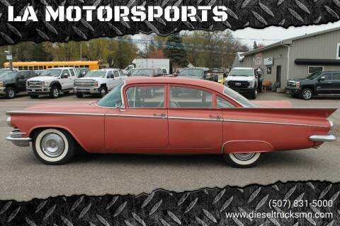 1959 Buick Electra for sale at LA MOTORSPORTS in Windom MN