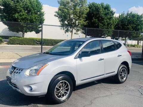 2013 Nissan Rogue for sale at CARLIFORNIA AUTO WHOLESALE in San Bernardino CA