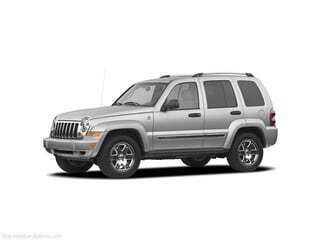 2006 Jeep Liberty for sale at West Motor Company in Preston ID