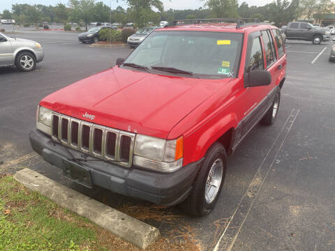 1998 Jeep Grand Cherokee for sale at Nash's Auto Sales Used Car Dealer in Milton FL