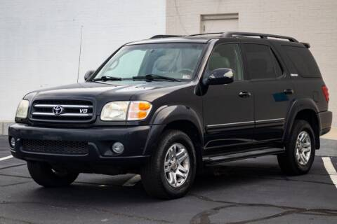 2003 Toyota Sequoia for sale at Carland Auto Sales INC. in Portsmouth VA