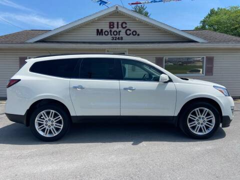 2015 Chevrolet Traverse for sale at Bic Motors in Jackson MO