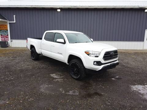 2019 Toyota Tacoma for sale at RS Motors in Falconer NY