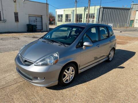 2007 Honda Fit for sale at Memphis Auto Sales in Memphis TN