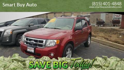 2008 Ford Escape for sale at Smart Buy Auto in Bradley IL