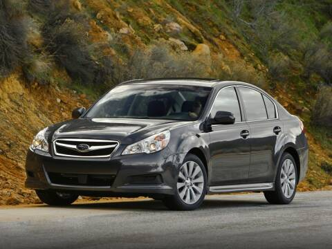 2012 Subaru Legacy for sale at TTC AUTO OUTLET/TIM'S TRUCK CAPITAL & AUTO SALES INC ANNEX in Epsom NH