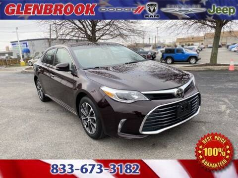 2017 Toyota Avalon for sale at Glenbrook Dodge Chrysler Jeep Ram and Fiat in Fort Wayne IN