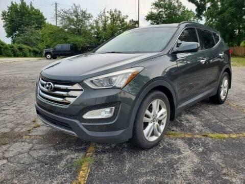 2013 Hyundai Santa Fe Sport for sale at OT AUTO SALES in Chicago Heights IL