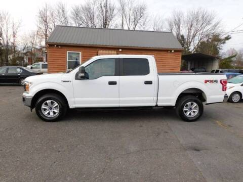 2018 Ford F-150 for sale at Super Cars Direct in Kernersville NC