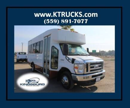2015 Ford E-450 for sale at Kingsburg Truck Center - Vans in Kingsburg CA