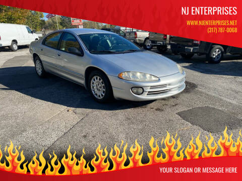 2004 Dodge Intrepid for sale at NJ Enterprises in Indianapolis IN