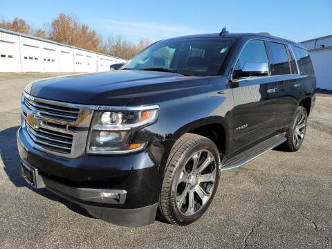 2016 Chevrolet Tahoe for sale at Art Hossler Auto Plaza Inc - Used Inventory in Canton IL