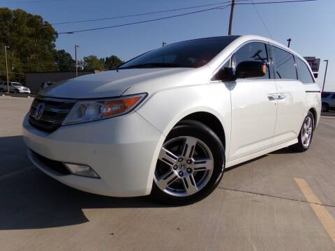 2012 Honda Odyssey for sale at Calvary Motors, Inc. in Bixby OK