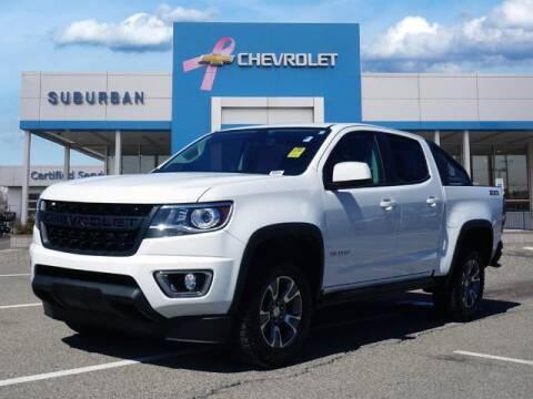 2019 Chevrolet Colorado for sale at Suburban Chevrolet of Ann Arbor in Ann Arbor MI