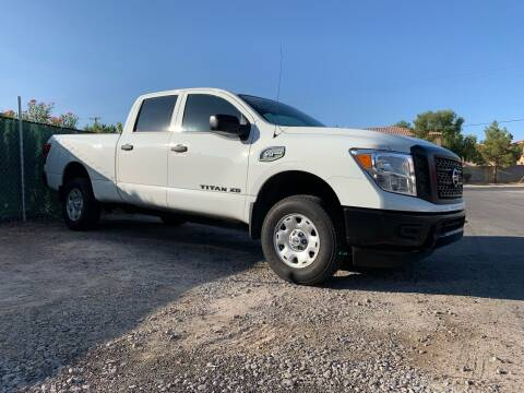 2018 Nissan Titan XD for sale at Boktor Motors in Las Vegas NV