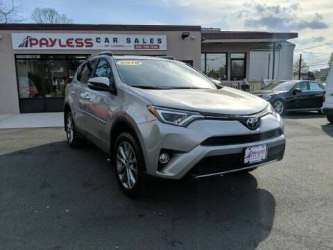 2018 Toyota RAV4 for sale at PAYLESS CAR SALES of South Amboy in South Amboy NJ