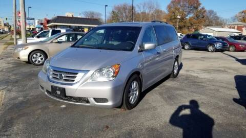 2010 Honda Odyssey for sale at JC Auto Sales in Belleville IL