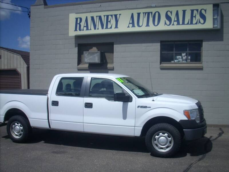 2011 Ford F-150 for sale at Ranney's Auto Sales in Eau Claire WI
