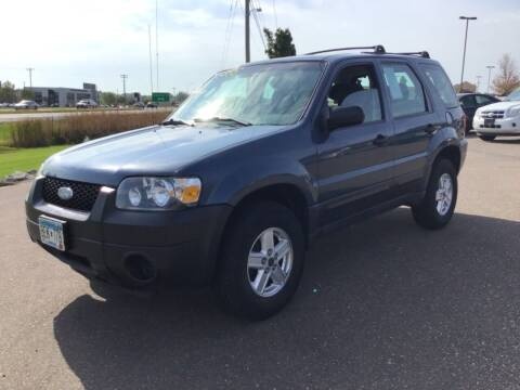 2005 Ford Escape for sale at Sparkle Auto Sales in Maplewood MN