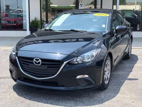 2014 Mazda MAZDA3 for sale at Nelson Car Country in Bixby OK