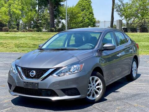 2018 Nissan Sentra for sale at Sebar Inc. in Greensboro NC