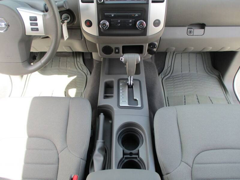 2019 Nissan Frontier 4x2 S 4dr King Cab 6.1 ft. SB 5A - Bryan TX