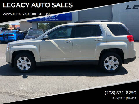 2014 GMC Terrain for sale at LEGACY AUTO SALES in Boise ID