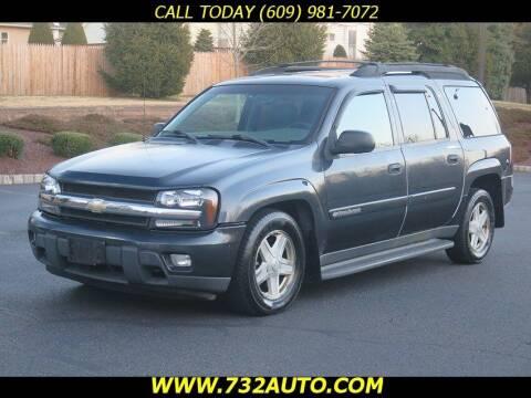 2003 Chevrolet TrailBlazer for sale at Absolute Auto Solutions in Hamilton NJ